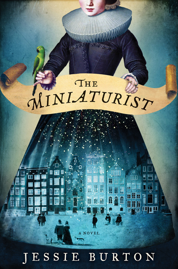 Image result for the miniaturist cover